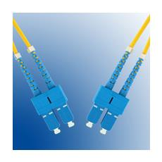 FIB221013 15m SC SC Giallo cavo a fibre ottiche