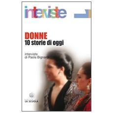 Donne. 10 storie di oggi