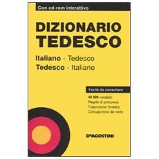 Dizionario tedesco. Italiano-tedesco, tedesco-italiano. Con CD-ROM