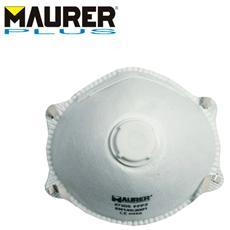 Mascherina di protezione con valvola Classe FFP2 Kit 10 Pz