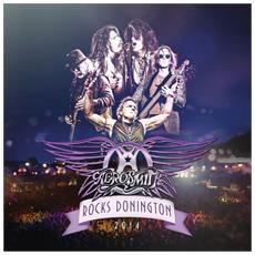 Aerosmith - Rocks Donington 2014 (3 Lp+Dvd)