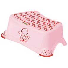 Sgabello Little Duck Rosa Mondo Baby