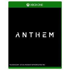 XONE - Anthem - Day one: NOV 18
