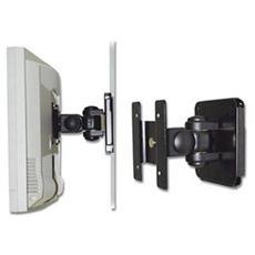 Supporto a Parete per Monitor LCD / LED / PLASMA 14-19'' Portata Max 15Kg