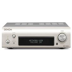 Sintoamplificatori Stereo DRA-F109 65Wx2ch USB Wi-Fi - Argento