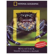 DVD BUG ATTACK - INSETTI VELEN. (es. IVA)