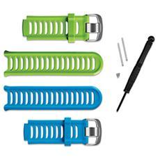 Cinturini di Ricambio per Forerunner 910XT Verde e Blu