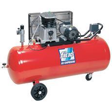 Compressore Ab200/360 Lt200hp3t Cinghia