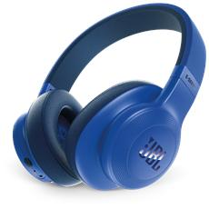 Cuffie On-Ear Wireless E55BT Bluetooth colore Blu