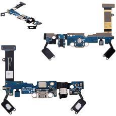 Ricambio Connettore Carica Flex Cable Porta Charging Dock Flat Per Samsung Galaxy A5 2016 Sm-a510f
