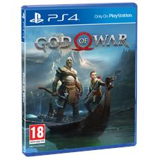 SONY - PS4 - God Of War