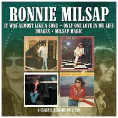 Ronnie Milsap - It Was Almost Like A Song / Only One Love In My Life / Images / Milsap Magic (2 Cd)