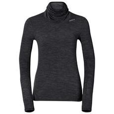 Magliette Odlo Shirt L / s Turtle Neck Revolution Tw Warm Abbigliamento Donna