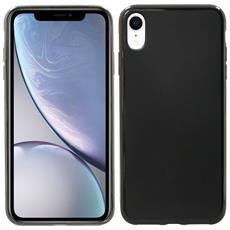 Iphone Xr / / Silicon Case Case Accessori In Gomma Paraurti Shell Accessori Manicotto Protettivo In Nero Cofi1453