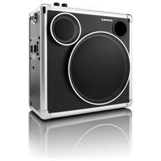 PA-45 Altoparlante portatile 30W wireless Bluetooth Universale - Nero / Argento