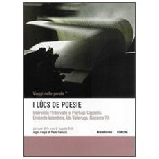 I lûcs de poesie. DVD