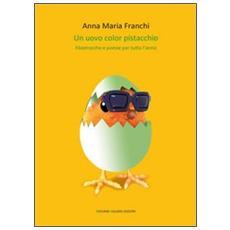 Un uovo color pistacchio