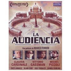 Dvd Audiencia (la) - L'udienza