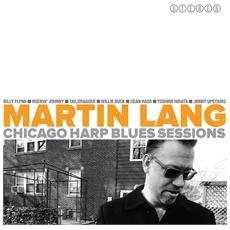 Martin Lang - Chicago Harp Blues Sessions