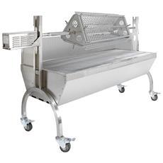 Girarrosto 90kg Di Carne Per Barbecue Con Griglia