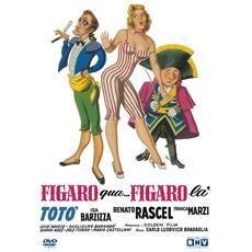 Toto' Figaro Qua. . . Figaro La'