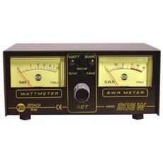 203 Rosmetro Wattmetro 3 - 500 Mhz 1kw Ssb
