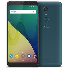 "View XL Verde Acqua 32 GB 4G / LTE Dual Sim Display 5.99"" HD+ Slot Micro SD Fotocamera 13 Mpx Android Italia"