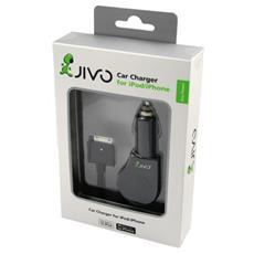 JI-1201, Auto, Telefono cellulare, Nero, iPhone, iPod, 12 - 24