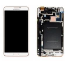 Copertura Frontale LCD+Touchscreen Bianco Oro GH97-15209E