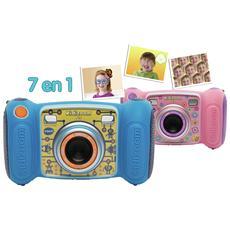 80-193605, Fotocamera, Blu, MicroSD (TransFlash) , Pulsanti, AA