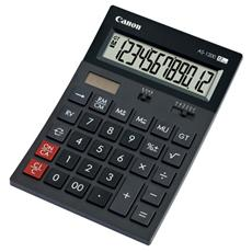 Calcolatrice da tavolo AS-1200 ECOLOGICA