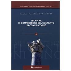 Tecniche di composizione del conflitto in conciliazione