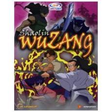 Dvd Shaolin Wuzang #08