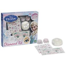 Set Make Up Frozen Diamond Kit Con Trucchi Per Bambina