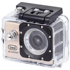 TREVI - Videocamera Sport Con Custodia Subacquea Trevi Go...