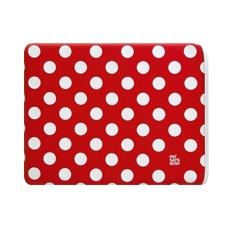 iPad Pouch Red Polka Dot, pouch, Rosso, Bianco, Apple, 25,5 cm, 20 cm, 50g