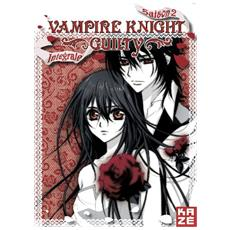 Dvd Vampire Knight - Stagione 02 (4 Dvd)