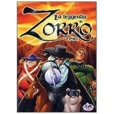 Dvd Leggenda Di Zorro (la) + Pcgames