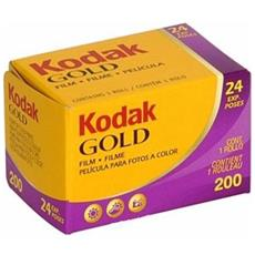 Pellicola Oro a Colori Negativo 35 mm ISO 200/24 6033963