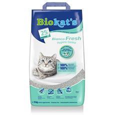 Bianco Fresh - Lettiera Sacchetto da 5 kg