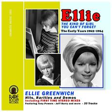 Ellie Greenwich - The Kind Of Girl You Can't Forget