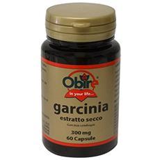 Garcinia gambogia: 300mg, 60 capsule
