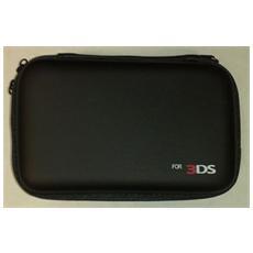 Custodia Di Protezione Carry Case Nero Per Nintendo 3ds