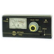 102 Rosmetro Wattmetro 3 - 200 Mhz