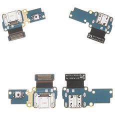 Ricambio Connettore Carica Flex Cable Porta Charging Dock Flat Per Samsung Galaxy Tab S2 8.0 Sm-t710 Sm-t715