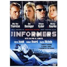 Dvd Informers (the) - Vite Oltre Il Lim.