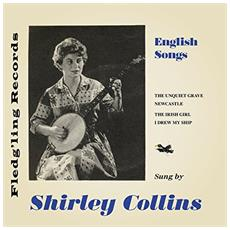Shirley Collins - English Songs