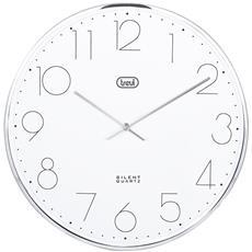 Orologio Da Parete 30 Cm Om 3512 S Silver