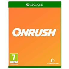 XONE - Onrush - Day one: DIC 18