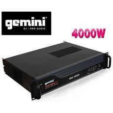 Gemelli Gemelli Xga 4000 Amp
